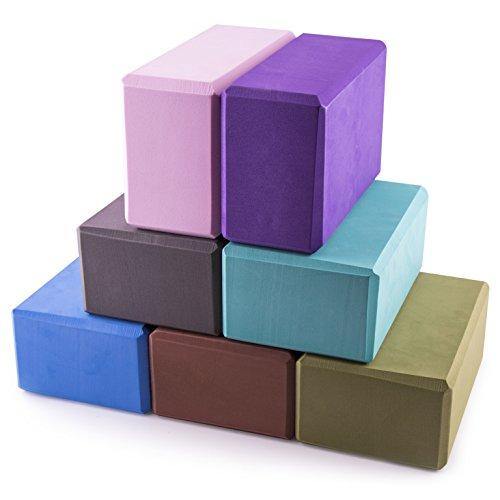 Peace-Yoga-Foam-Exercise-Blocks-2-Pack