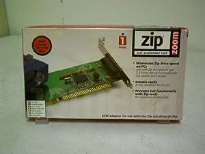 Iomega Zip Zoom SCSI Accelerator Card
