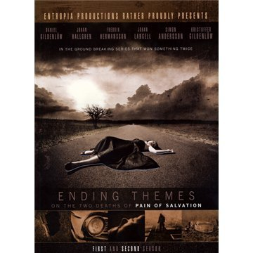 On the Two Deaths of Pain of Salvation (with 2CD) [DVD] [Import]