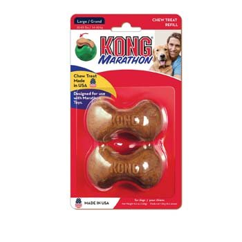Kong Marathon Replacement Chews, Small