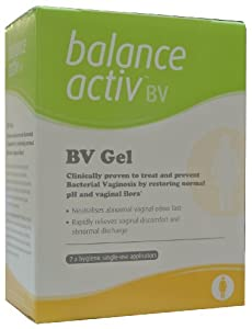 Balance Active Rx Vaginal Gel