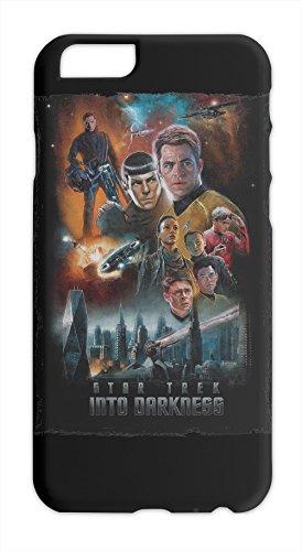 Star Trek poster Iphone 6 plastic case