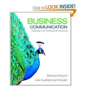Lesikars Business Communication - GBV -