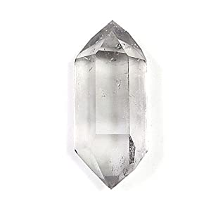 Naturosphère - Minéraux et fossiles - Pointe polie cristal bi-terminée Poids 51 à 60 grammes 41bLdTh0AHL._SL500_AA300_