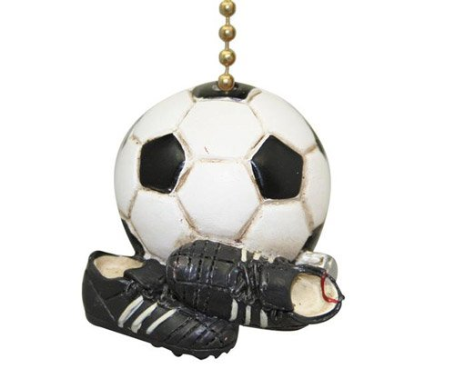 Soccer Ball Fan Cleats Game Day Sports Ceiling