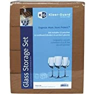 Broadway Industries RGSK-6 Glasses Storage/Moving Kit-GLASS STORAGE SET