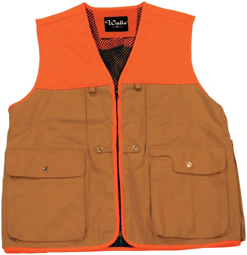 Buy Walls Upland Series Front Loading Vest Brown Duck