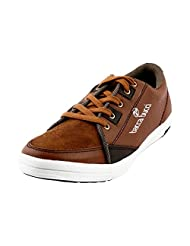 Bacca Bucci Bbmb3090C Brown Men Casual Sneakers