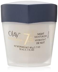 Olay Total Effects 7-In-1 Tone Correcting Night Moisturizer, 1.7 fl. Oz.