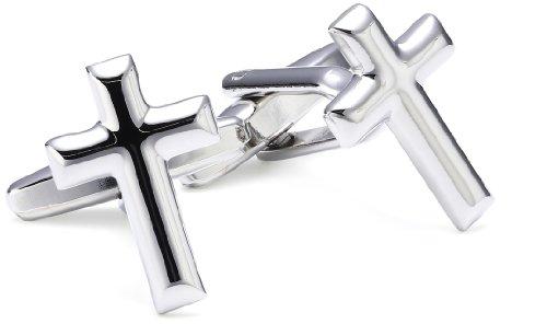Teroon 609782 Unisex Brass Cufflinks