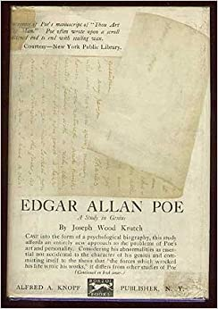 an introduction to the analysis of the literature by edgar allan poe An introduction to annabel lee by edgar allan poe learn about the book and the historical context in which it was written.