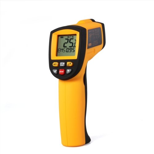 Handheld Non-Contact Laser Infrared IR Digital LCD Thermometer Tester �C / �F