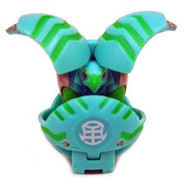 Bakugan Single Loose Figure Zephyroz Falconeer Green   530g