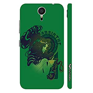 Meizu MX5 Absinthe designer mobile hard shell case by Enthopia