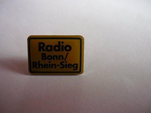PIN ANSTECKNADEL - Original Radio - und Fernsehsender Radio Bonn/Rhein-Sieg