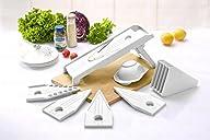 Mandoline Slicer – Vegetable Slicer -…