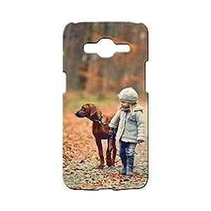 BLUEDIO Designer Printed Back case cover for Samsung Galaxy J2 (2016) - G6934