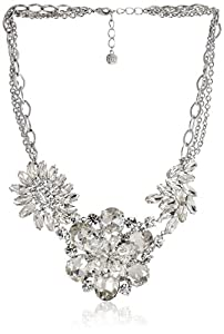 """Carolee LUX """"Haute Hollywood"""" Floral Drama Necklace, 22"""""""