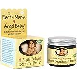 Earth Mama Angel Baby Angel Baby Bottom Balm 2-Ounce Jars (Pack Of 3)