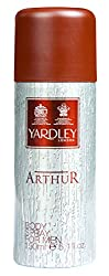 Yardley Arthur Body Spray for Men (150ml)