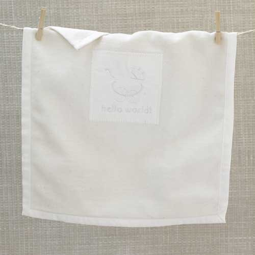 Barefoot Dreams Baby Blanket front-7135