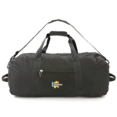 Karabar K-BAR-60 Extra Large 100 Litre Cargo Bag (All Black)
