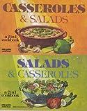 Casseroles & salads (0911954422) by Pappas, Lou Seibert