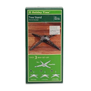 4 Leg Easy Set Up Tree Stand For Artificial