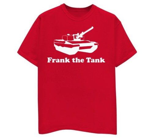 Frank the Tank - Buy Frank the Tank - Purchase Frank the Tank (Direct Source, Direct Source Shirts, Direct Source Womens Shirts, Apparel, Departments, Women, Shirts, T-Shirts)