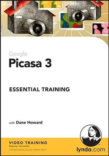 Picasa 3 Essential Training