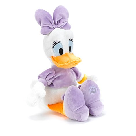 Disney Store Paperina 46cm media Paperino peluche Daisy Duck originale