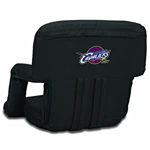 NBA Cleveland Cavaliers Ventura Portable Reclining Seat by Picnic Time