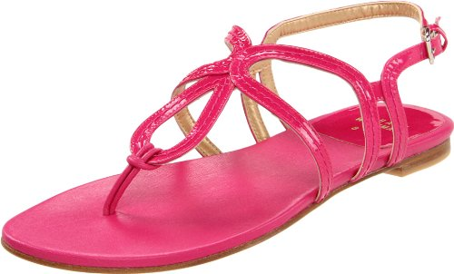 Stuart Weitzman Women's Eyespy Sandal,Azalea Aniline,10 M US
