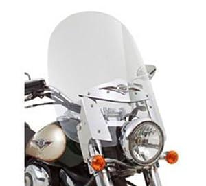 Genuine O.E.M Kawasaki Vulcan 900 Classic / Classic LT Windshield Replacement Plastic pt# K99994-0058R