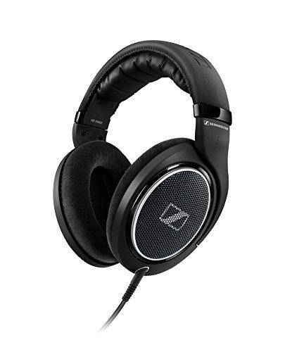 Sennheiser HD598SE Edition Spéciale - Casque Audio Circum-Aural - Noir