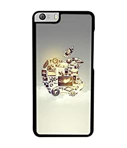 djipex DIGITAL PRINTED BACK COVER FOR MICROMAX CANVAS KNIGHT2 E471