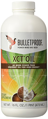 Bulletproof XCT Oil 16 oz Bottle