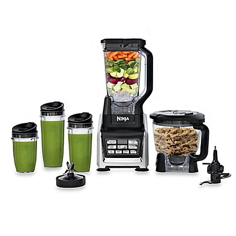 Nutri Ninja Blender System with Auto-IQ (Ninja Mixer Pitcher compare prices)
