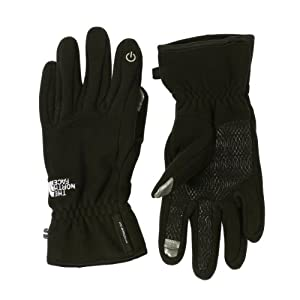 THE NORTH FACE Women's Etip Pamir Windstopper Gloves tnf black (Size: L)
