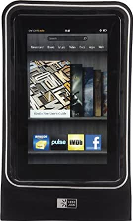 Case Logic Water Resistant Kindle Sleeve, Black (Fits Kindle Keyboard)