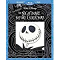 The Nightmare Before Christmas (Collector's Edition) (Blu-ray + DVD) (Bilingual)