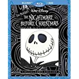 The Nightmare Before Christmas (Collector's Edition) (Blu-ray + DVD) (Bilingual)by Chris Sarandon