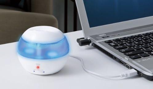 SANWA SUPPLY コンパクトUSB加湿器 USB-TOY74