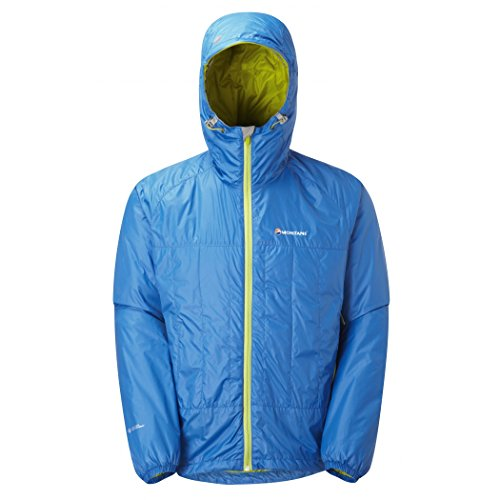 MONTANE Prism Men's Jacket, Electric Blue, XL