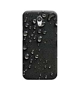 Ebby Premium Back Cover For Motorola Moto G (2nd gen)