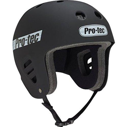 Protec Fullcut Rubber Black-L Skateboard Helmet (Protec Full Cut Helmet compare prices)