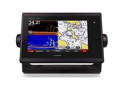 Garmin 010-01379-03 GPSMAP 7607xsv Chartplotter/Sonar Combo