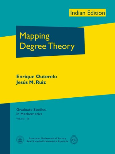 Mapping Degree Theory
