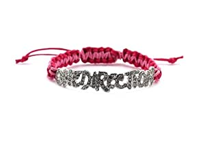 Hot One Direction Plate Bracelet With Multi Color String Bracelet Xb284rpk from NYfashion101inc