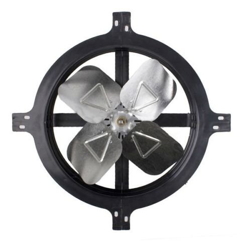 New Air Vent 53316 Gable Mount Power Attic Ventilator Fan 1620 CFM up to 2300 sq ft (Vent Fan Bluetooth compare prices)